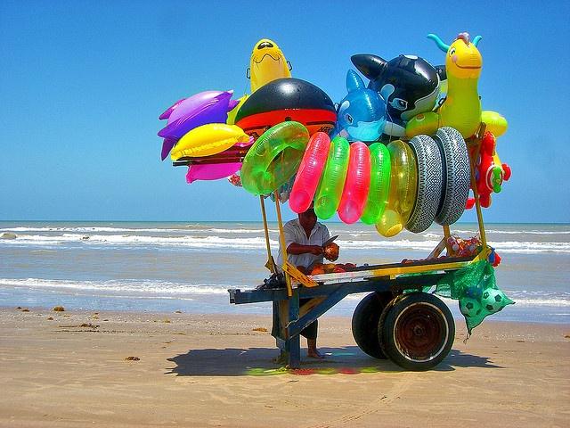 Playa Bagdad, Tamaulipas.