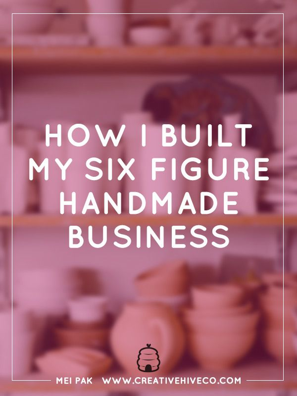 "Are you finding it hard to make sales in your handmade business? What's the secret that other businesses that have ""made it"" aren't telling you?"