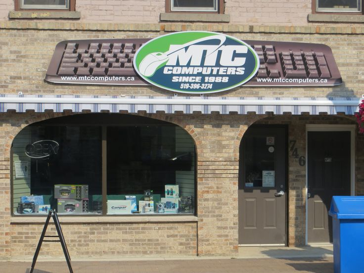 MTC Computer Systems, 746 Queen Street, Kincardine, ON