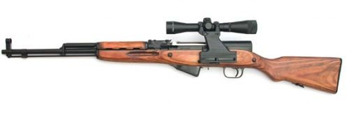 SKS rifle - Internet Movie Firearms Database - Guns in Movies, TV and Video Games