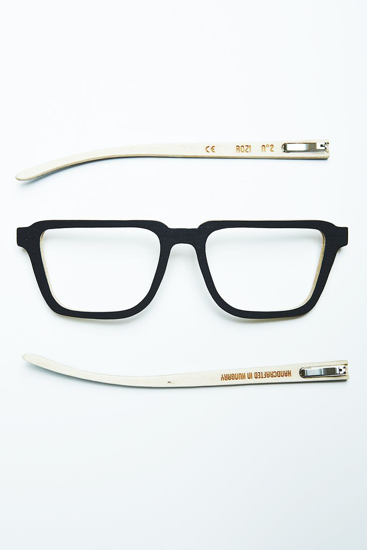 No.2 Ebony, handmade, wooden sunglasses by Rozi Handcrafted Sunglasses