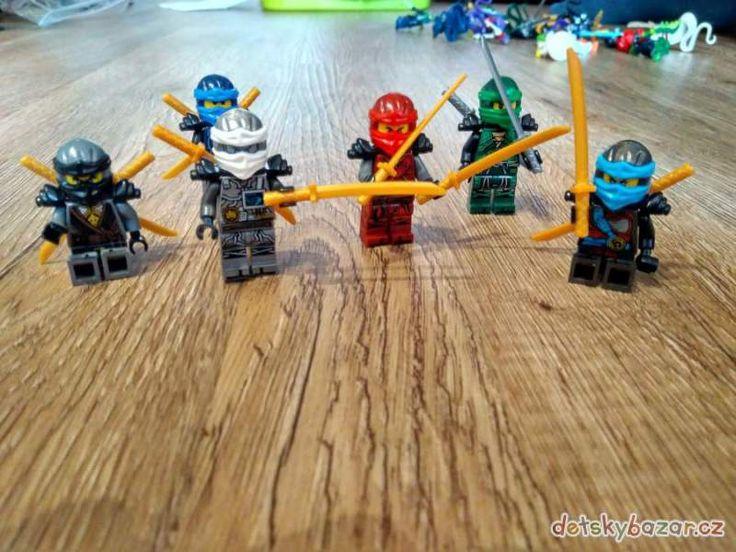 24 figurek Lego Ninjago - Dětský bazar.cz