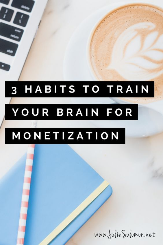 Most of the time, its our relationship…or LACK of relationship with money that keeps us from truly monetizing our brand, and growing our bank account. 3 money tips to train your brain for monetization by Julie Solomon. Blogging and Branding Specialist.