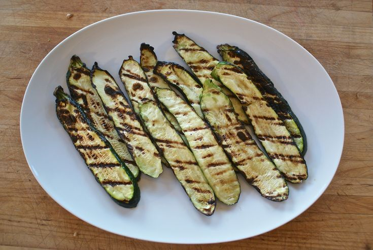 Summer's Easiest Side Dish: Throw Zucchini On the Grill