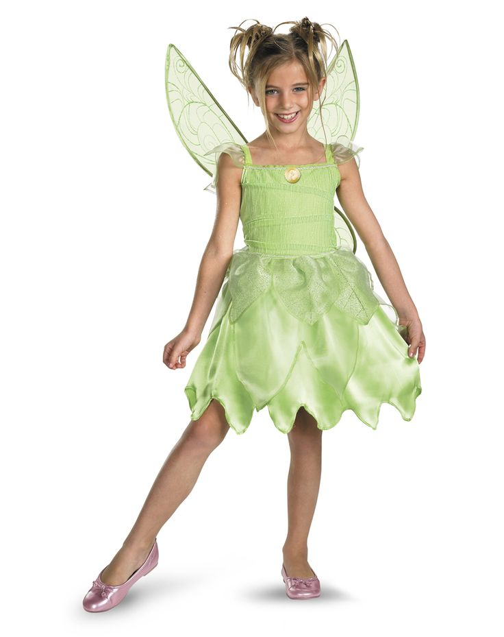 tink and the fairy rescue tinkerbell classic toddler child costume toddler - Kids Disney Halloween Costumes
