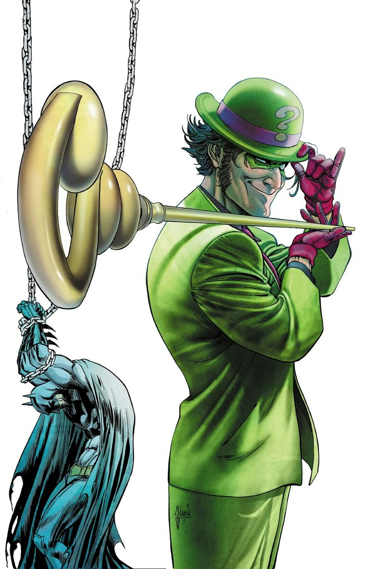 Pin by M L on People Riddler, Gotham villains, Batman