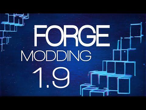Setup - Minecraft 1.9 Mods programmieren #01 [Forge Modding] - YouTube