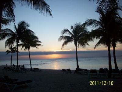 Barcelo Maya Colonial and Tropical Beach, Mexico. Where we got married!