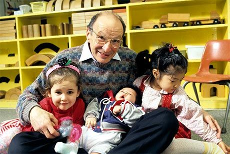 "Urie Bronfenbrenner is known as ""The Father of Head Start"""