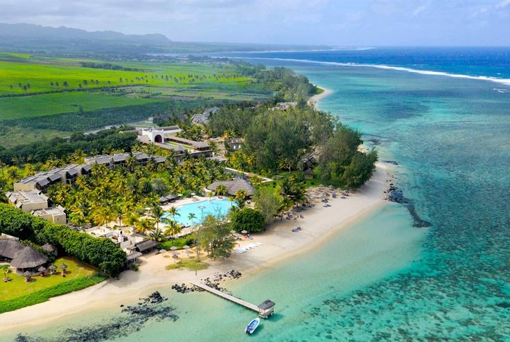 Outrigger Mauritius Resort & Spa, Bel Ombre