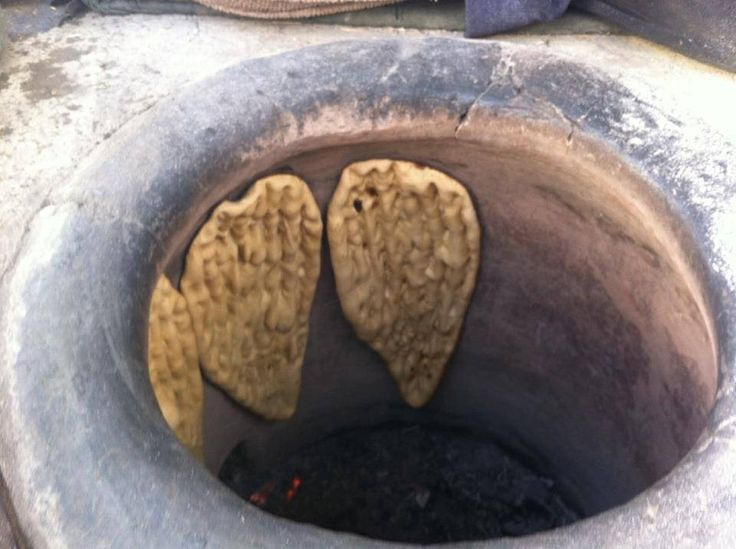 how to make afghaan bread