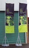 3.8 metre high flag pole
