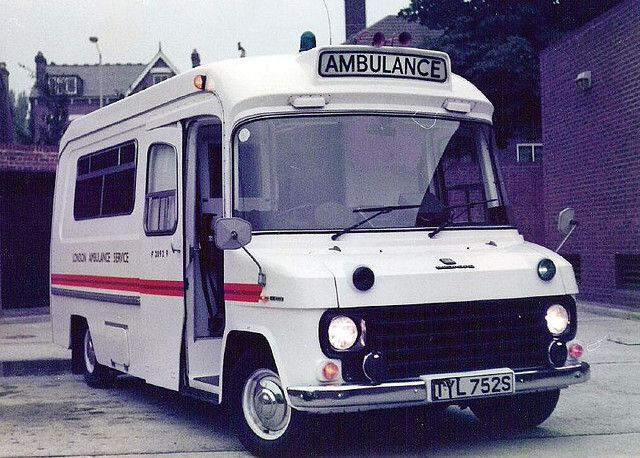 https://flic.kr/p/gEz92 | Bedford Ambulance London | 1978 Outside Wimbledon Ambulance Station where I was based.  I work for Yorkshire Ambulance Service on the RRVs in and around the city of Sheffield in South Yorkshire. It's a great job and I feel very honoured to be able to help people at their point of need.  Check out the website for all sorts of info re YAS and the work we do. www.yas.nhs.uk/OurServices/accidentandemergency.html