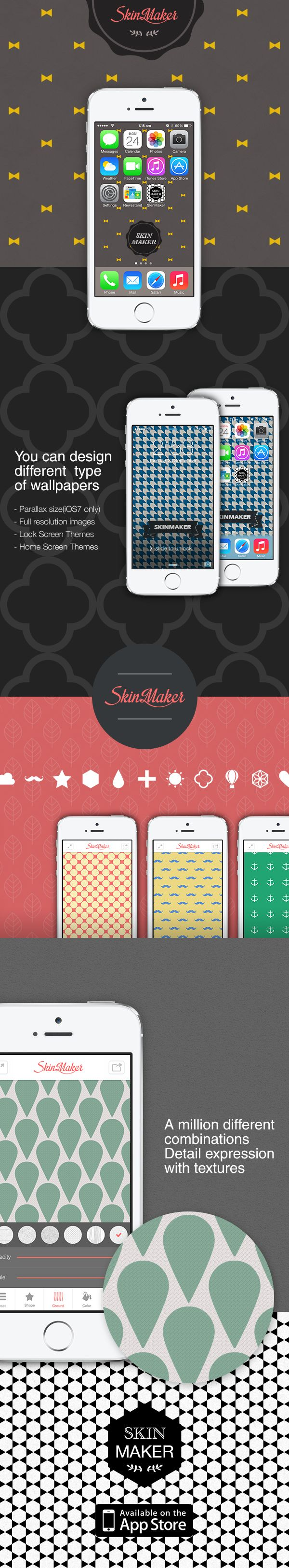 #SkinMaker https://itunes.apple.com/us/app/skinmaker-custom-wallpaper/id707436458?mt=8
