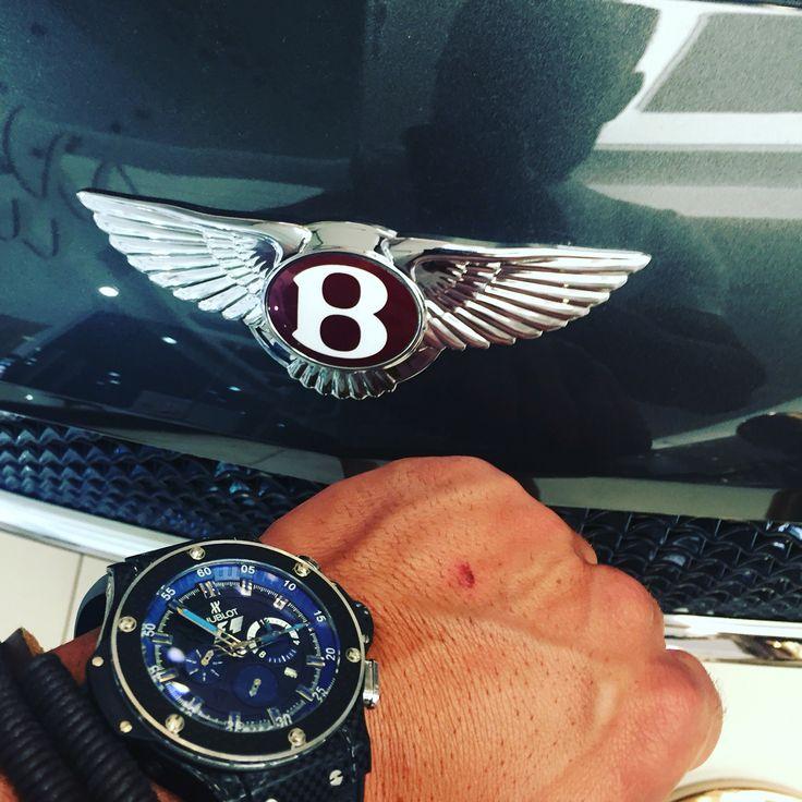 Bentley/Hublot King power /Formula 1