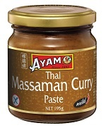 Massaman Curry by Ayam.  Endorsed by Coeliac Australia