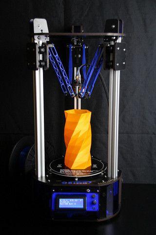 ORION Delta 3D Printer (Assembled)