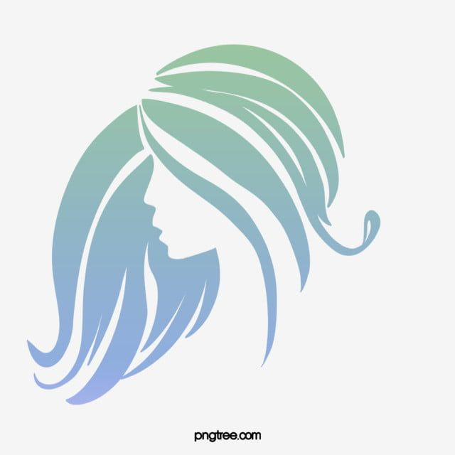 Hand Drawn Roll Long Hair Woman Side Face Illustration Blue Curly Hair Long Hair Png Transparent Clipart Image And Psd File For Free Download Face Illustration Hair Clipart How To Draw