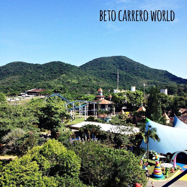 Brigadeirando: Um parque incrível: Beto Carrero