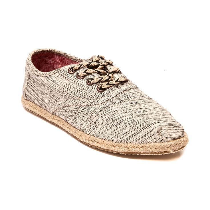 womens toms cordones space dye casual shoe 4 shop