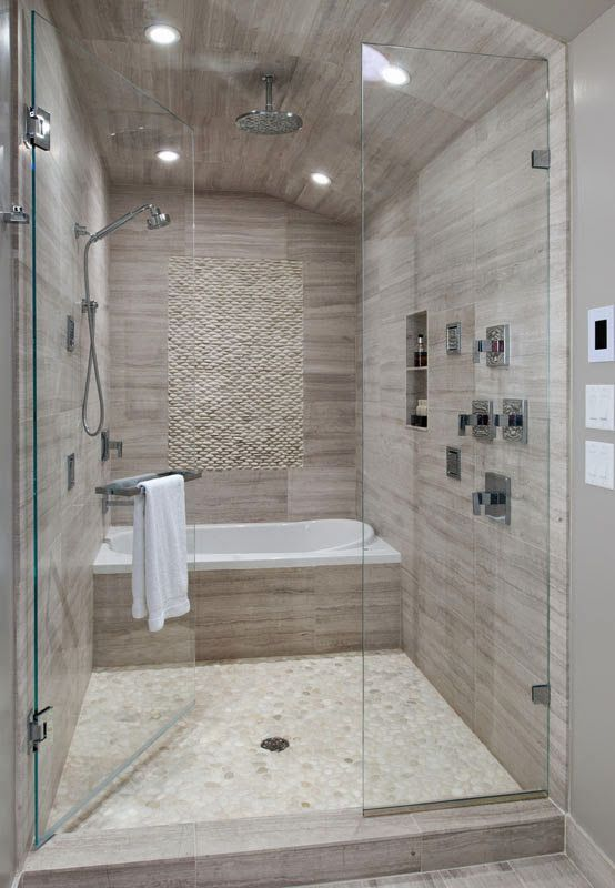 Jacuzzi inside the shower... Genius SAVAGE Interior Design | Contemporary Design | 3 | ljs - http://www.homedecoratings.net/jacuzzi-inside-the-shower-genius-savage-interior-design-contemporary-design-3-ljs