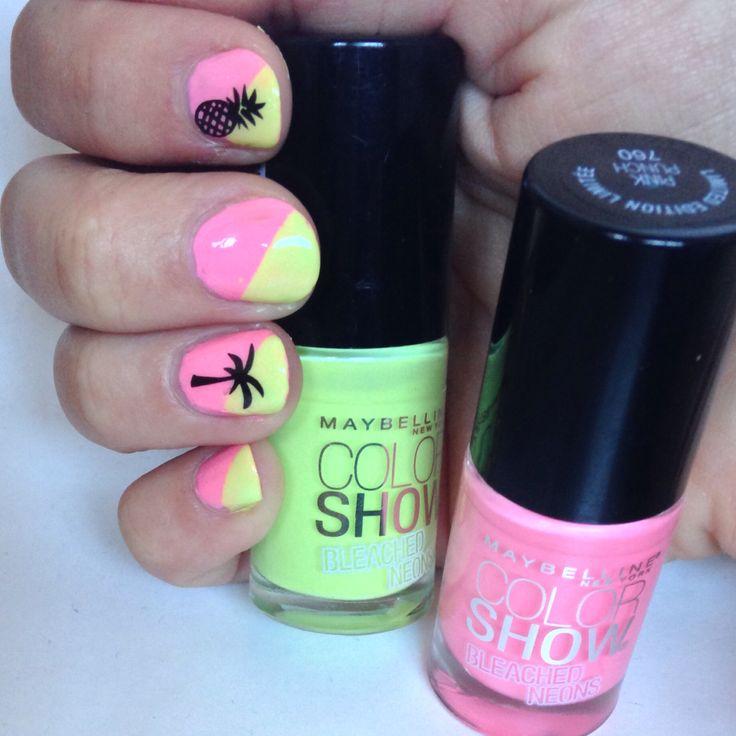 Mejores 49 imágenes de Summertime Nails! en Pinterest | Etiquetas ...