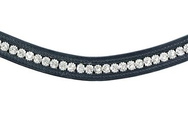 Browband Swarovski Crystal Clear - €87,50