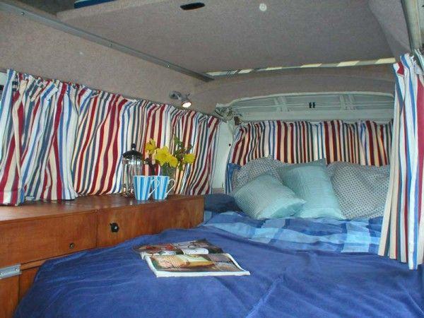 4 berth 1979 VW camper van