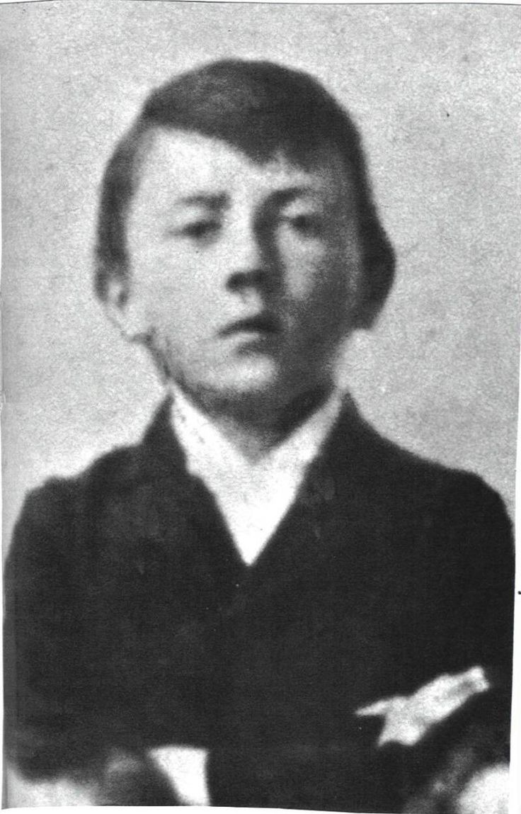 Hitler as a child (~1897)[869x1357], infant (~1892)