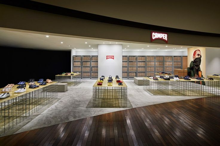 Camper, the Spanish shoe brand with a global footprint, has a reputation for unique store design and its latest collaboration with Schemata Architects does not disappoint...