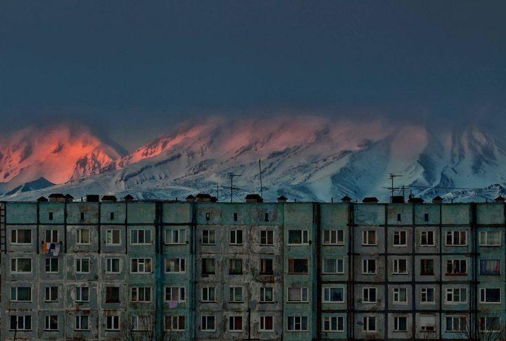 Эстетика ебеней  Mikhail Glagolev  Petropavlovsk-Kamchatsky