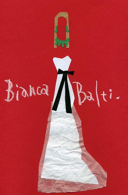 """""""Bianca Balti at 2011 Cannes film Festival""""  Bianca wore a white strapless chiffon Alberta Ferretti dress, plus jewels by de Grisogono. beautiful!  2011年のカンヌ映画祭のレッドカーペット、アルベルタ・フェレッティの白いドレスに、de Grisogonoのジュエリーを合わせたビアンカ・バルティが素敵☆"""