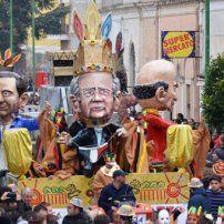 22 feb. - 04 mar. Carnevale della Grecìa Salentina a Martignano.