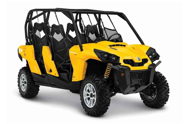 Used 2015 Can-Am Commander Max DPS 1000 ATVs For Sale in Michigan. 2015 CAN-AM Commander Max DPS 1000, 2015 Rental Can Am Commander DPS 1000 SxS 4 seater, with soft top and Windshield, Warranty. save $$