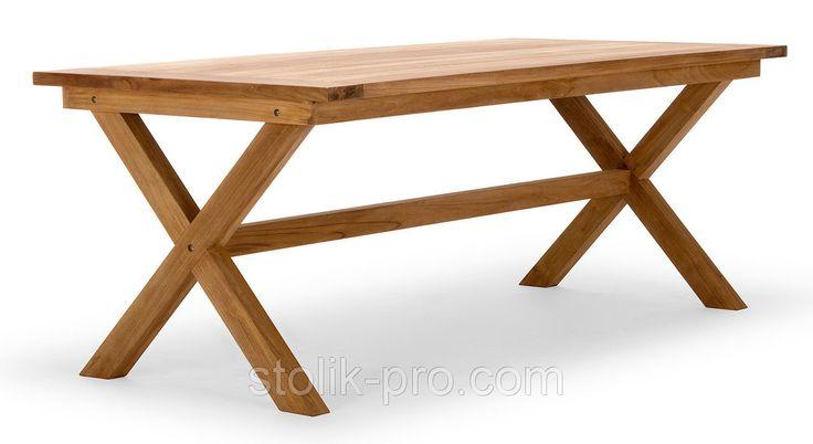 """Стол обеденный из массива дерева 034: продажа, цена в Чернигове. столы обеденные от """"ЧП """"СТОЛИК-ПРО"""""""" - 291241546"""