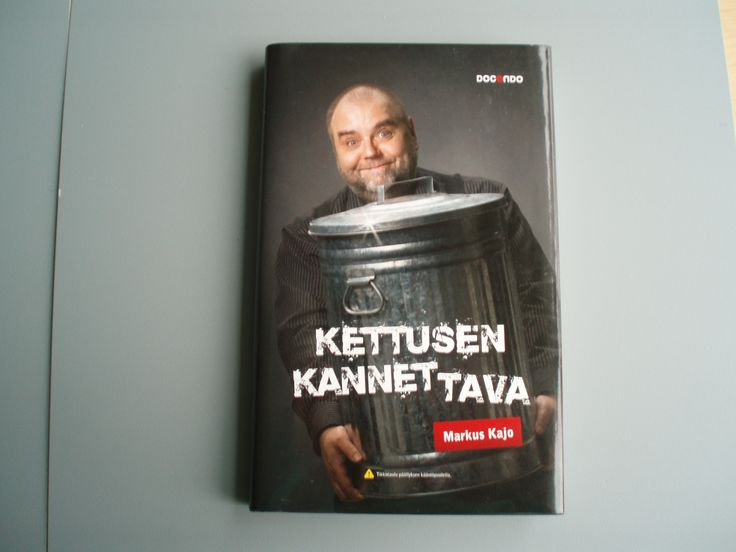 Kettusen kannettava, Markus Kajo