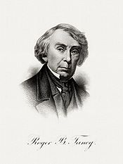 Wikipedia entry on Taney