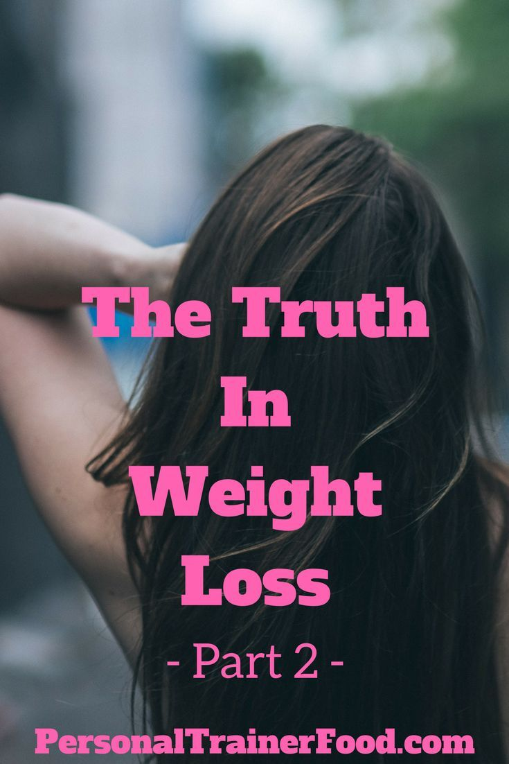 As a nation, we are overweight, yet we are one of the most nutritionally educated countries in the world. Is it possible that we have learned the wrong things? The Truth in Weight Loss, Part 2 at personaltrainerfood.com @PTrainerFood