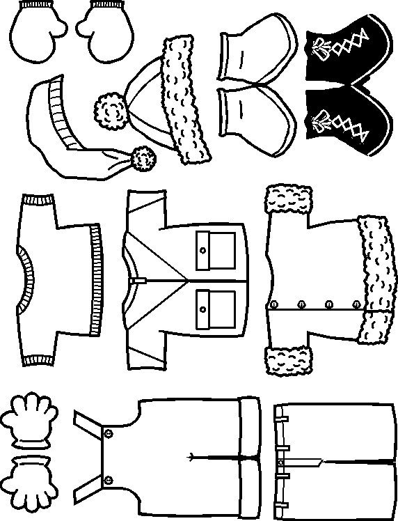 Best Paper Dolls Templates Images On   Paper Doll