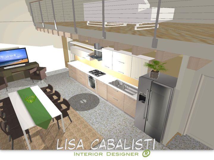 nuovo progetto cucina