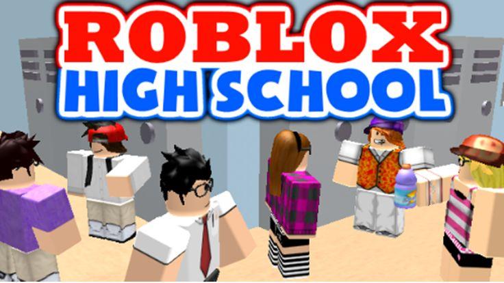 ROBLOX High School - ROBLOX