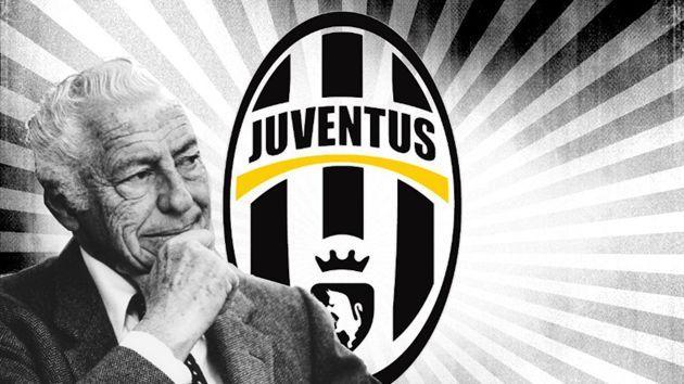 Gianni Agnelli presidente della Juventus