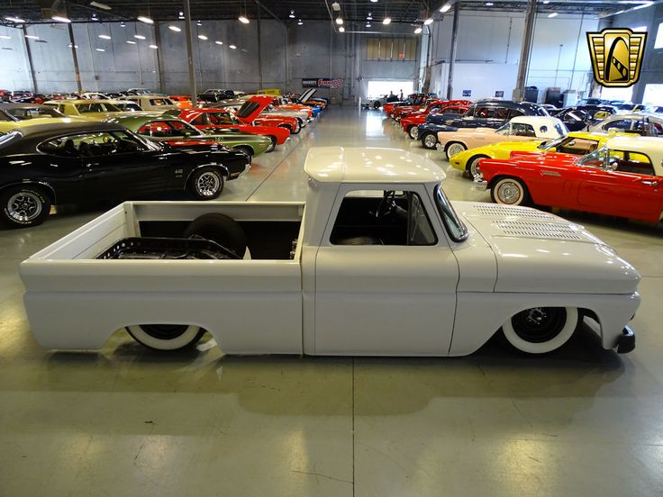 1965 Chevrolet C10 offered for sale by Gateway Classic Cars!