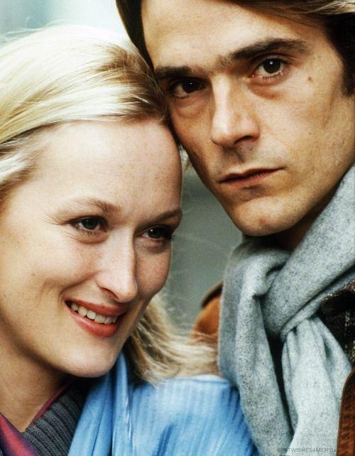 Meryl Streep & Jeremy Irons (1981)