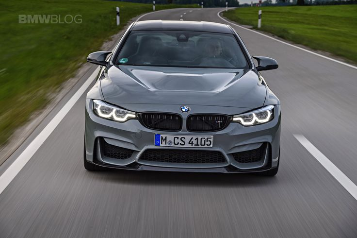BMW CS With 460 Horsepower Is In Planning Stages