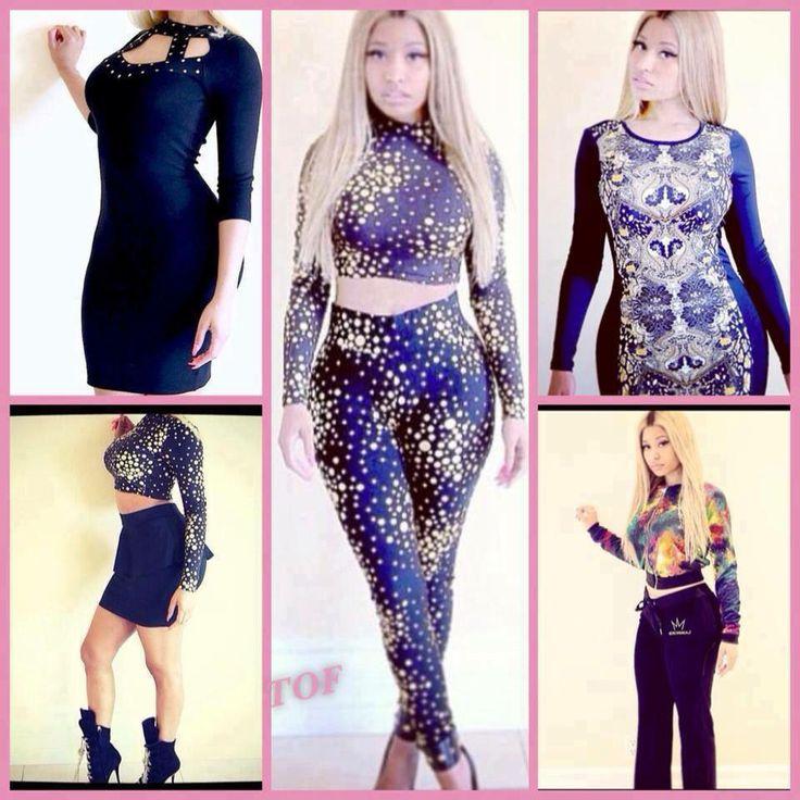 17 Best Images About Nicki Minaj Style On Pinterest