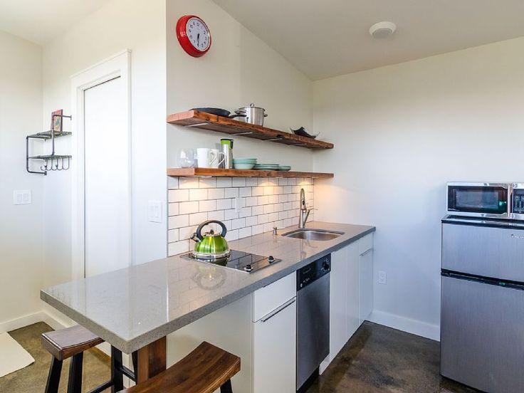 Крошечная студия жилище с примерно 250 кв.м жилой площади.  |  www.facebook.com/SmallHouseBliss