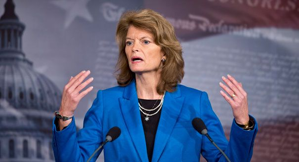 Trump's Obamacare Repeal Isn't Going To Get A Senate Vote As Lisa Murkowski Is A No - There are officially enough Republican Senators to deny the Trump/McConnell Obamacare repeal bill a vote, as Sen. Lisa Murkowski of Alaska has said that she will vote against moving the legislation to a final vote.