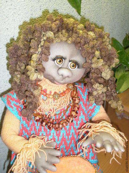 Коллекционные куклы ручной работы. Ярмарка Мастеров - ручная работа Музыка-наше всё))). Handmade.