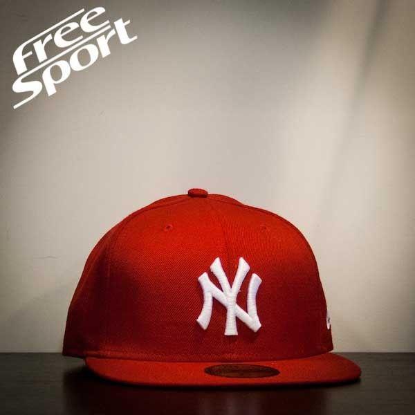 New Era NY Yankees Rosso 59FIFTY http://freesportstyle.com/new-era/252-new-era-ny-yankees-rosso-59fifty.html